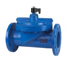 DF-F Series Large Flow Flange Type