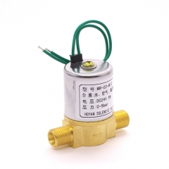 MR Series Fuel Solenoid Valve